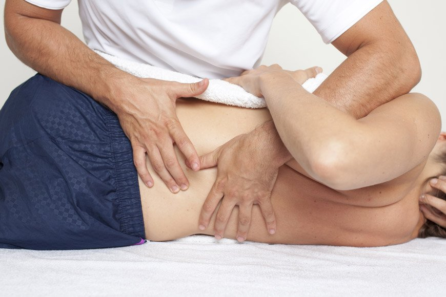 Occupational Health Physiotherapy