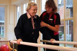 Post-discharge Care & Rehabilitation